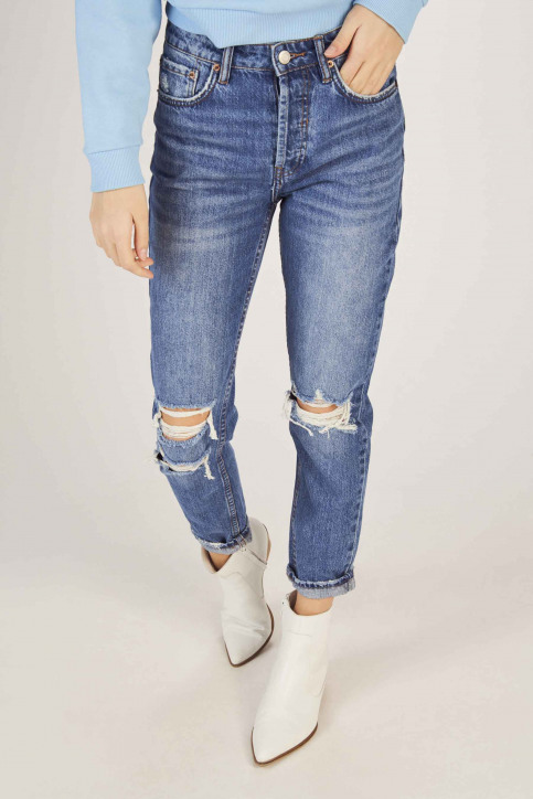 Tally Weijl Jeans skinny denim SPADEMOMID2_MEDIUM BLUE img1
