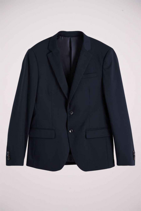 Scotch & Soda Blazers blauw SSP-153757_57 57-navy img5
