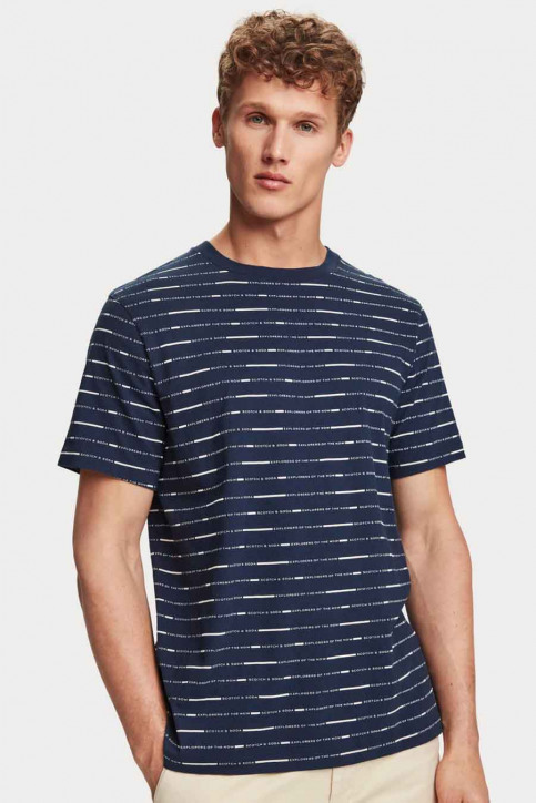 Scotch & Soda T-shirts (manches courtes) SSP156803_0220 COMBO D img1