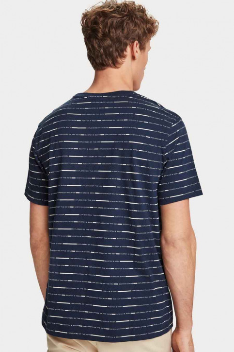 Scotch & Soda T-shirts (manches courtes) SSP156803_0220 COMBO D img2