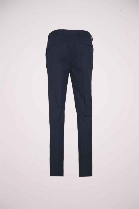 Scotch & Soda Pantalons costume bleu SSP158379_0217 COMBO A img2