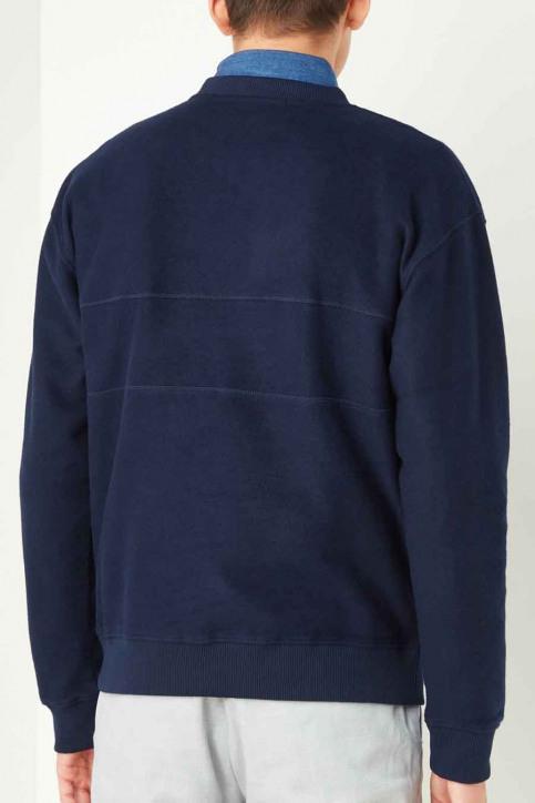 Scotch & Soda Sweats col O bleu SSP158479_0155 DENIM BLUE img2