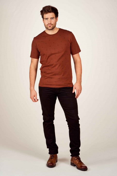 Scotch & Soda T-shirts (manches courtes) SSP158519_0220 COMBO D img2