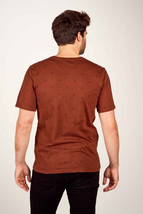 Scotch & Soda T-shirts (manches courtes) SSP158519_0220 COMBO D img3
