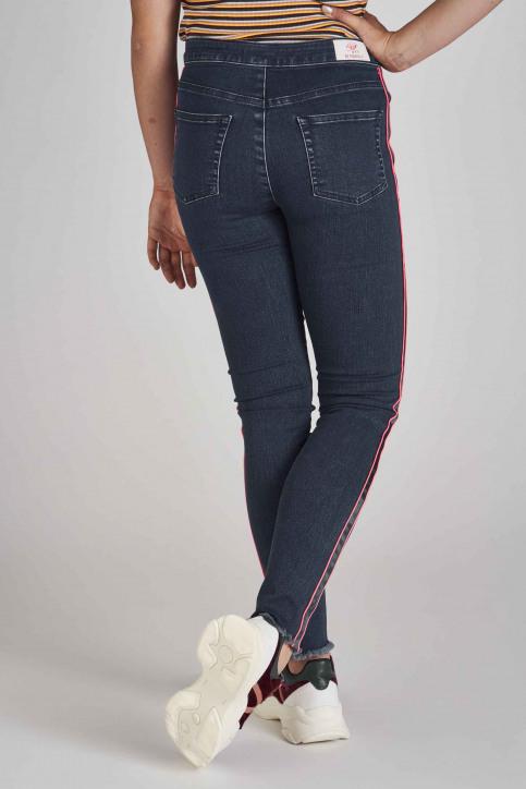 Stien Edlund Jeans skinny denim STI192WT 004_DENIM BLUE img3