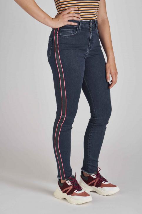 Stien Edlund Jeans skinny denim STI192WT 004_DENIM BLUE img4