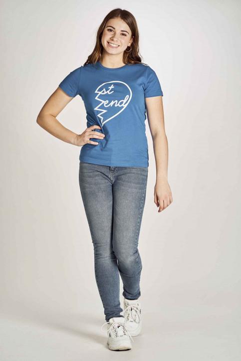 Stien Edlund Jeans skinny denim STI201WT 029_DIRTY BLUE img1