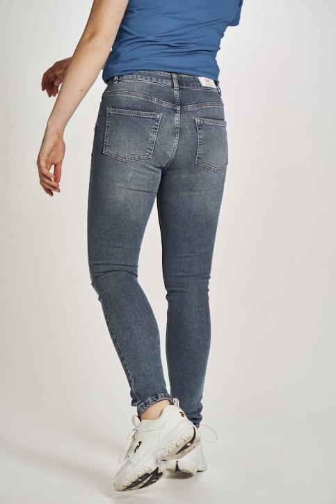 Stien Edlund Jeans skinny denim STI201WT 029_DIRTY BLUE img3