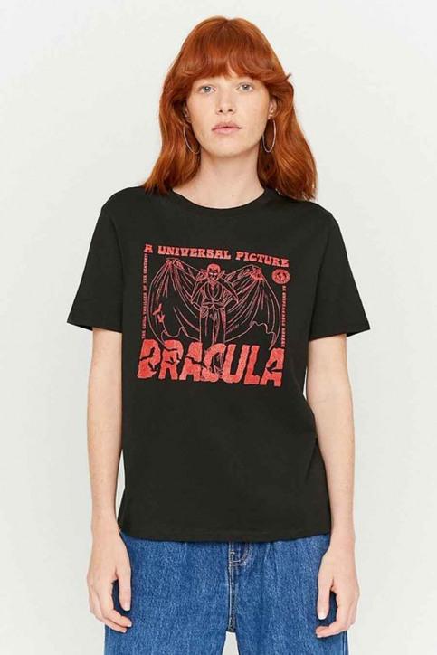 TALLY WEIJL T-shirts (korte mouwen) zwart STSCODRACULA_BLACK img1