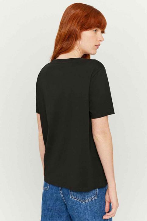 TALLY WEIJL T-shirts (korte mouwen) zwart STSCODRACULA_BLACK img3