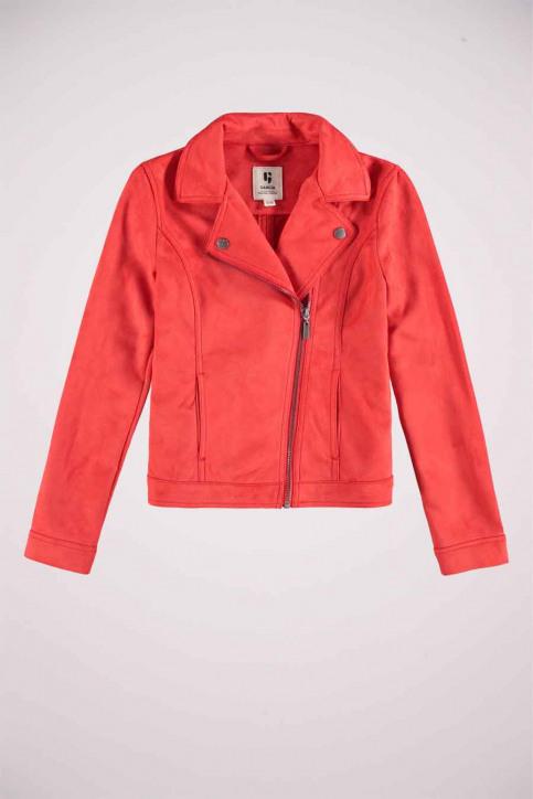 GARCIA Lederen jassen rood T02653_3439 RED ORANGE img5