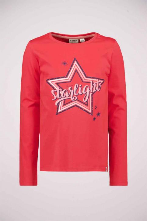 GARCIA Hemden met lange mouwen rood T04601_2851 FLAME RED img1