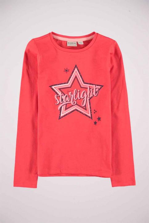 GARCIA Hemden met lange mouwen rood T04601_2851 FLAME RED img5