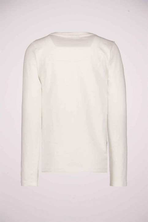 GARCIA Chemisiers manches longues blanc T04603_53 OFF WHITE img4