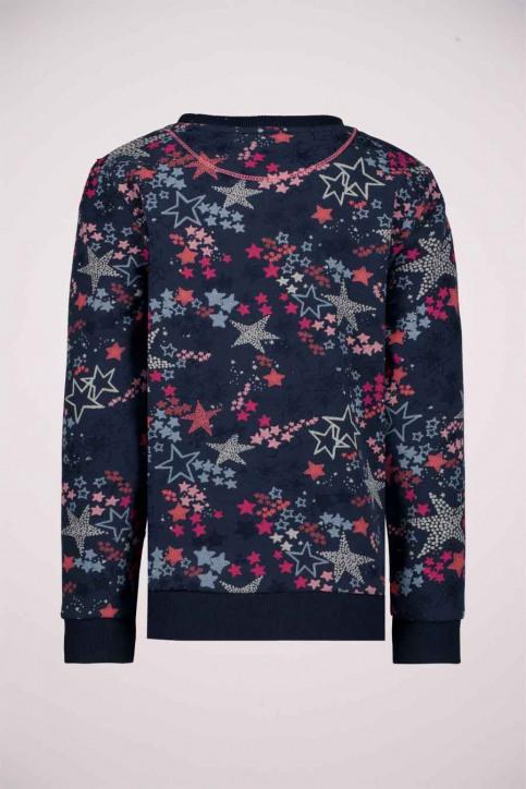 GARCIA Sweaters col O bleu T04664_2878 BLUEBELL img2
