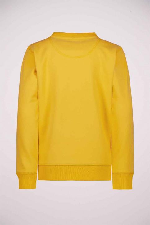 GARCIA Sweaters met O-hals geel T05665_5453 FIRE FLY img2