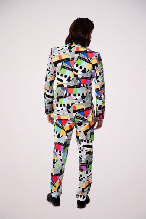 Opposuits Costumes carnaval multicoloré TESTIVAL_0010 img2