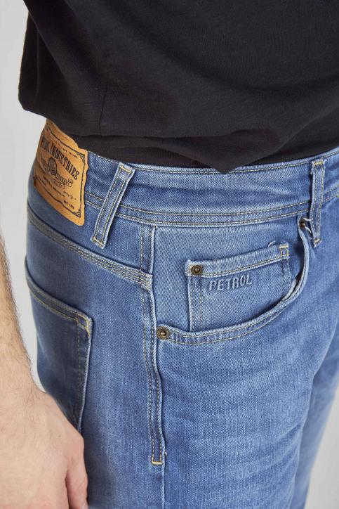 Petrol Jeans tapered denim THRUXTON_5701 LIGHT USED img4