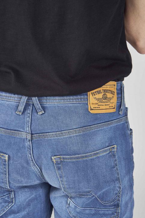 Petrol Jeans tapered denim THRUXTON_5701 LIGHT USED img5