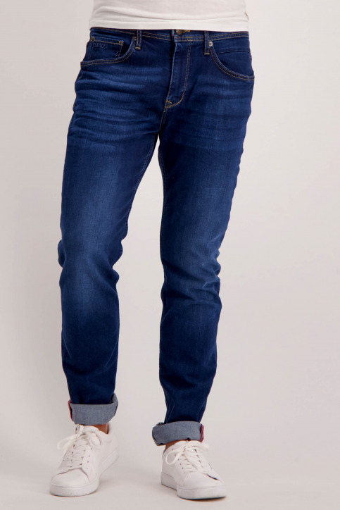 Petrol Jeans tapered denim THRUXTON_5755 MED STONE img1