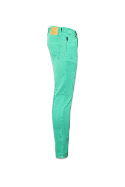 CORE BY JACK & JONES Jeans slim groen TIM ORIGINAL_PORCELAIN GREEN img3