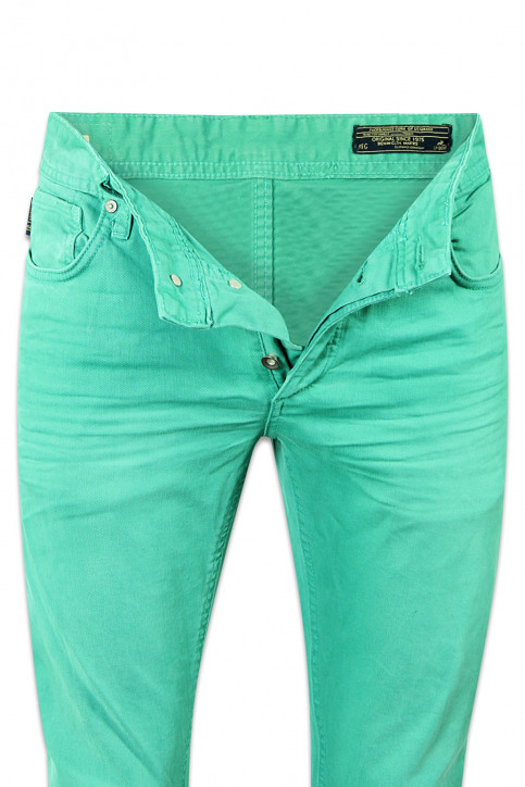 CORE BY JACK & JONES Jeans slim groen TIM ORIGINAL_PORCELAIN GREEN img6