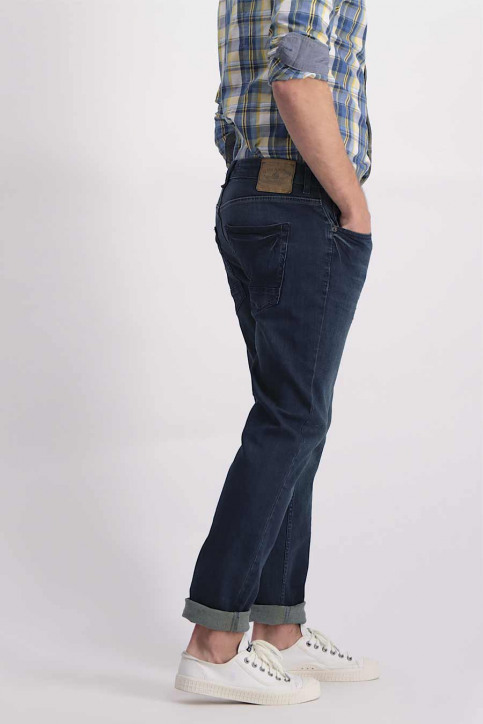 Petrol Jeans tapered denim TYMORE_5801MID BLUE img4