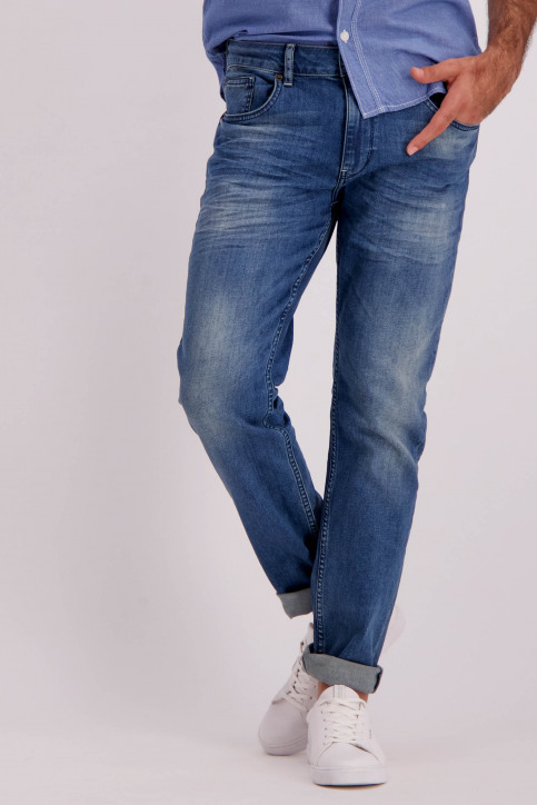 Petrol Jeans tapered denim TYMORE_5856MED VINT img1