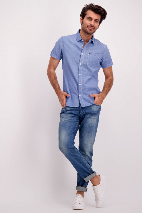 Petrol Jeans tapered denim TYMORE_5856MED VINT img2