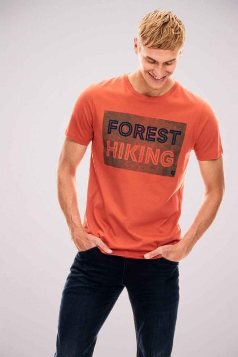 GARCIA T-shirts (manches courtes) orange U01001_2859 GINGER img1