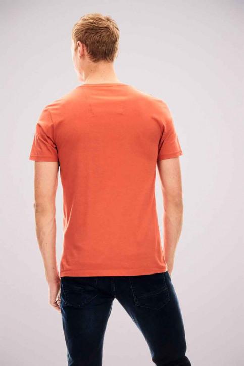 GARCIA T-shirts (manches courtes) orange U01001_2859 GINGER img3