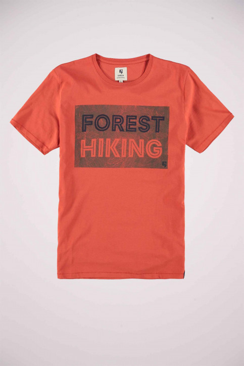 GARCIA T-shirts (manches courtes) orange U01001_2859 GINGER img5
