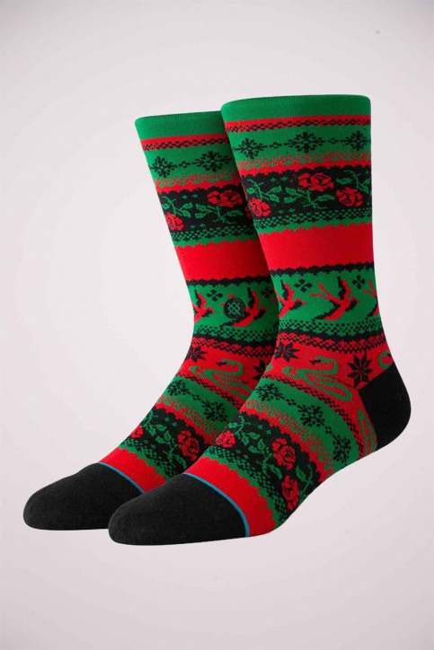 Stance Chaussettes vert U545D19STO_GRN img1
