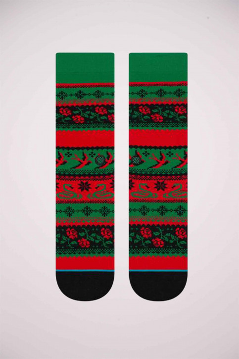 Stance Chaussettes vert U545D19STO_GRN img2