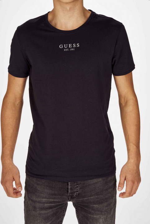 GUESS T-shirts (manches courtes) noir U94M00JR00A_A996 img1