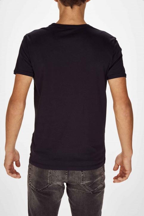 GUESS T-shirts (manches courtes) noir U94M00JR00A_A996 img2