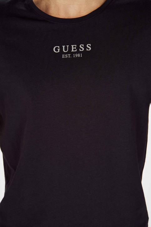 GUESS T-shirts (manches courtes) noir U94M00JR00A_A996 img3