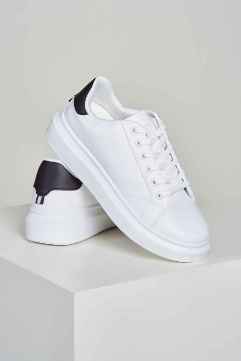 Hailys Sneakers wit UI2003015_WHITE img2