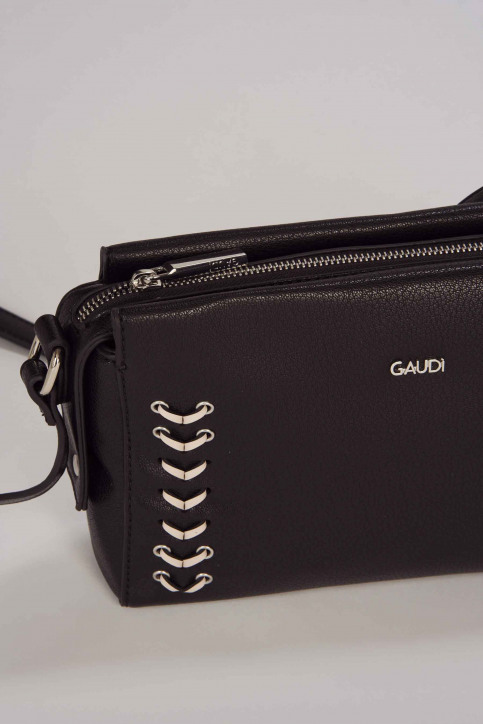 Gaudi Jeans Schoudertassen zwart V9A71094_V0001 ZWART img5
