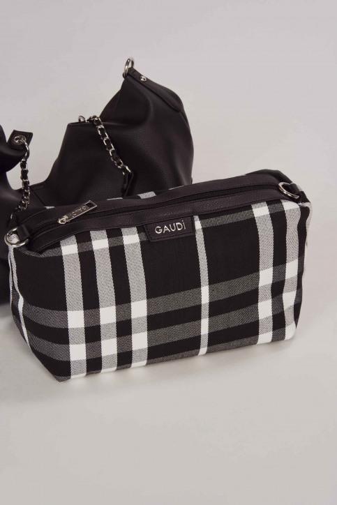 Gaudi Jeans Handtassen zwart V9A71140_V0001 ZWART img1
