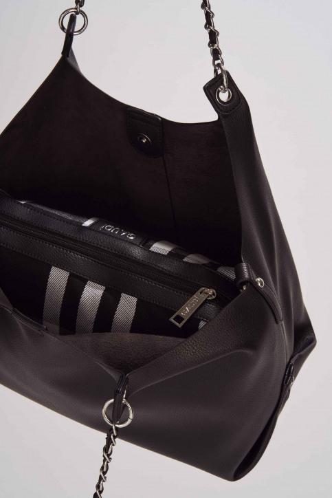 Gaudi Jeans Handtassen zwart V9A71140_V0001 ZWART img3