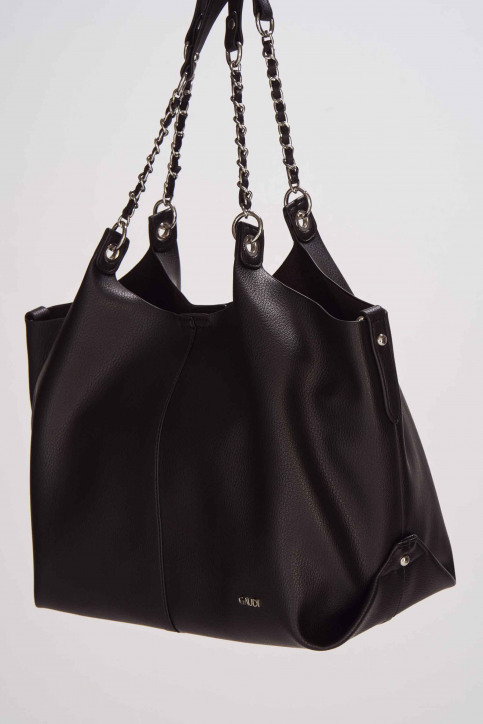 Gaudi Jeans Handtassen zwart V9A71140_V0001 ZWART img4