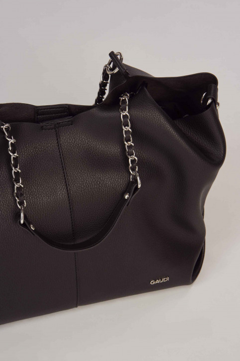 Gaudi Jeans Handtassen zwart V9A71140_V0001 ZWART img8
