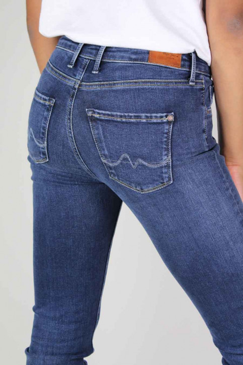 Pepe Jeans Jeans straight denim VICKY PEPE_M78DUAL CORE img4