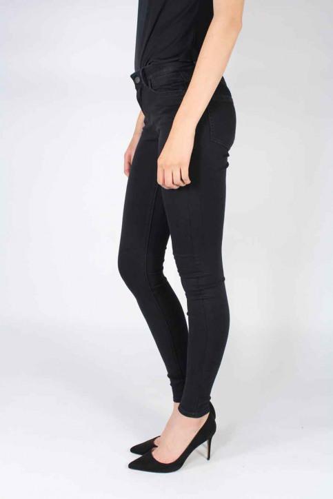 VILA Jeans skinny zwart VICOMMIT 5P SUPER SK_BLACK img2