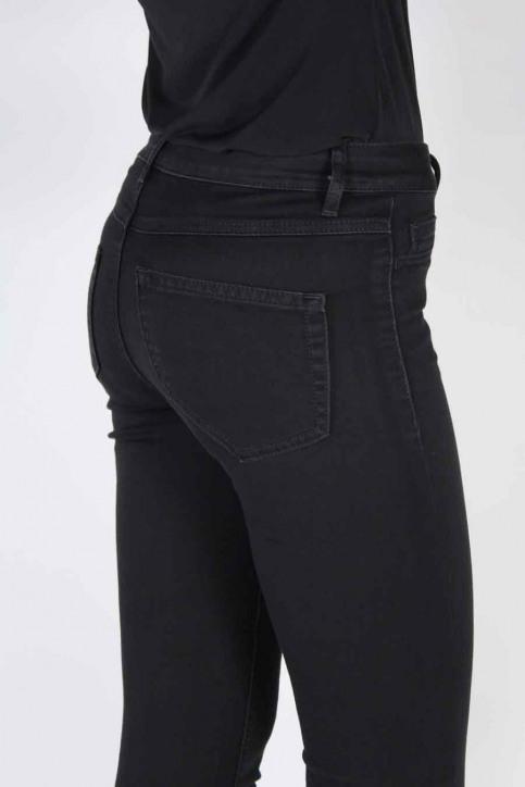 VILA Jeans skinny zwart VICOMMIT 5P SUPER SK_BLACK img4