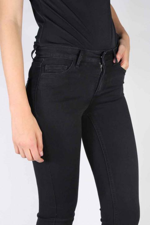 VILA Jeans skinny zwart VICOMMIT 5P SUPER SK_BLACK img5