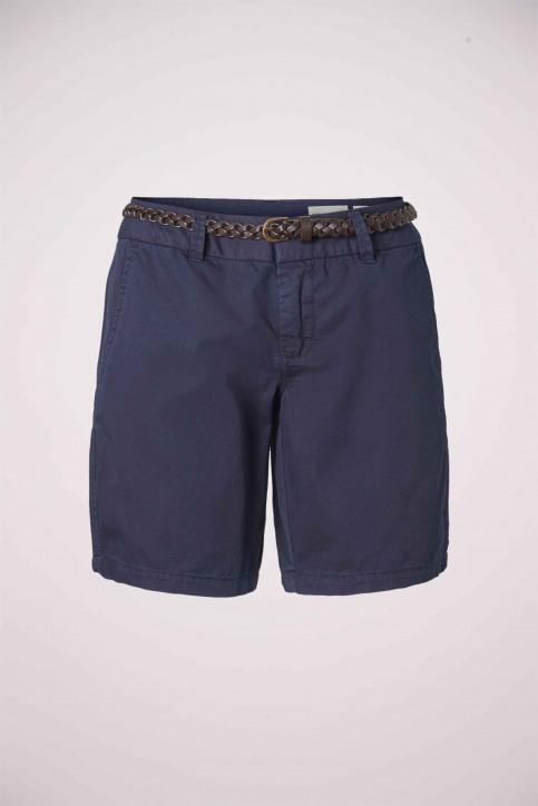 VERO MODA Shorts bleu VMFLAME NW CHINO SHO_NIGHT SKY img4