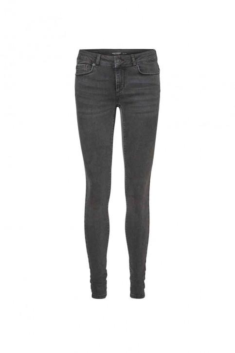 VERO MODA Jeans skinny zwart VMLUX RE FIX LW SKIN_BA038BLACK img2