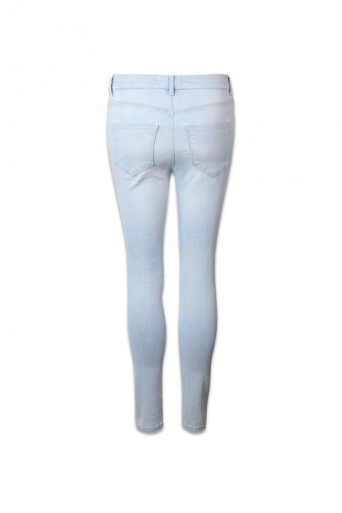 VERO MODA Jeans skinny denim VMSUPER FIX NEW SKIN_LIGHT BLUE DENI img2